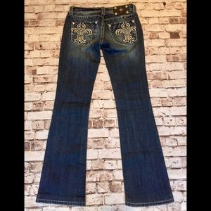 Miss me JP5402B boot cut jeans